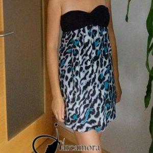 ideas para reciclar ropa_transformar vestido en falda