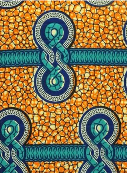 Telas AFricanas - Jarcamora