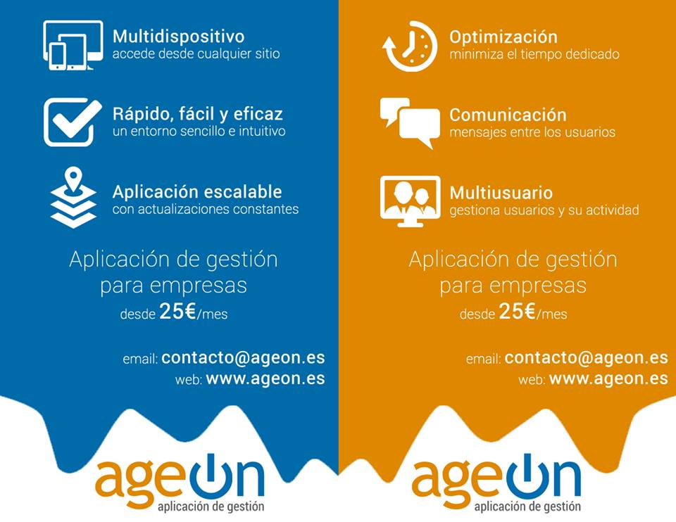 AGeon aplicacion de gestion 2