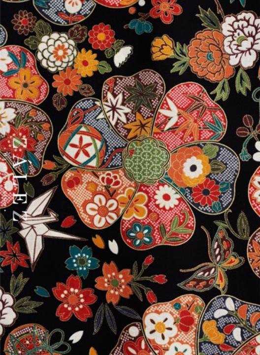 Tipos de Telas del mundo y tejidos_telas japonesas2