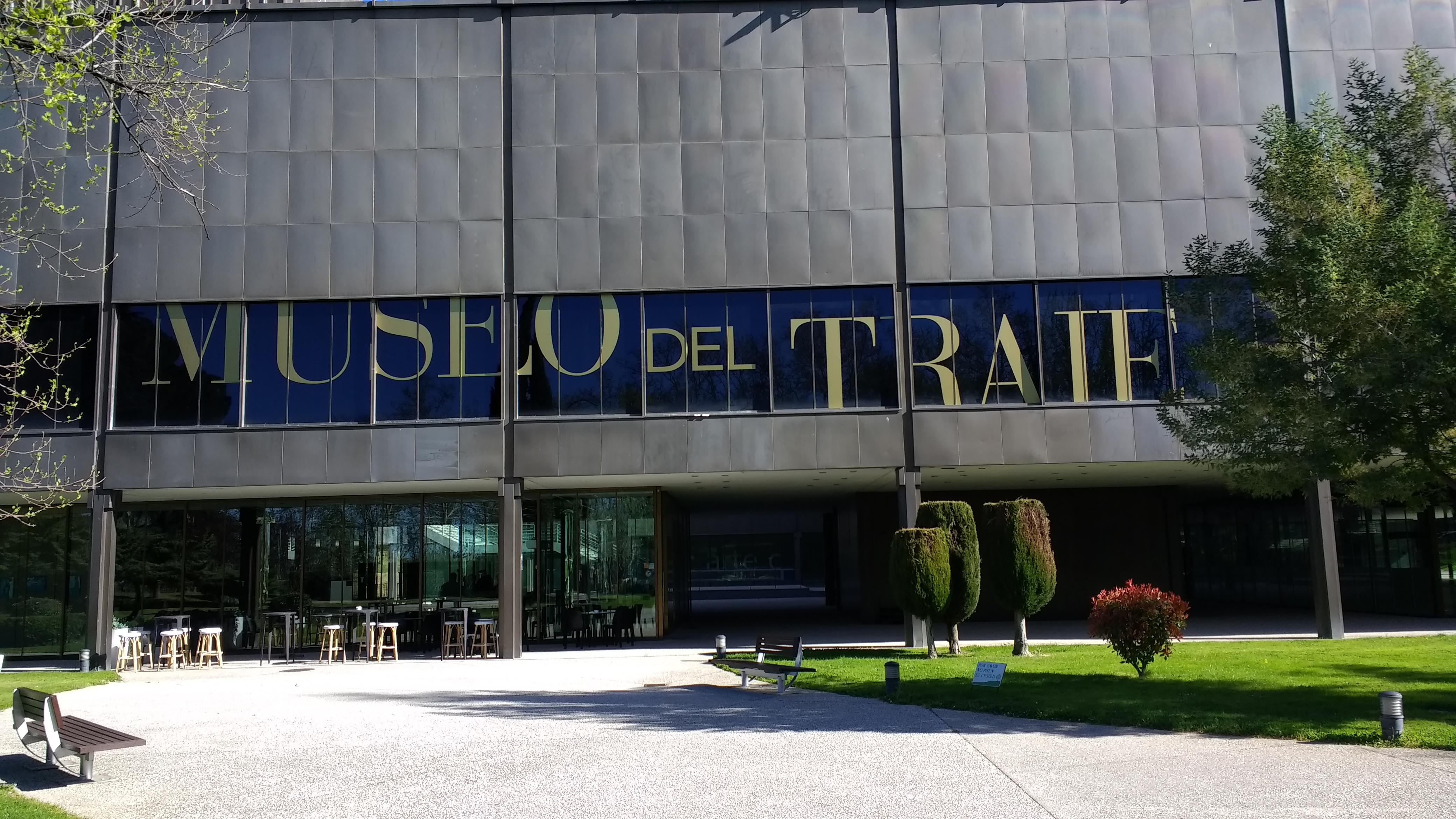 Exposicion Oficios Textiles Madrid