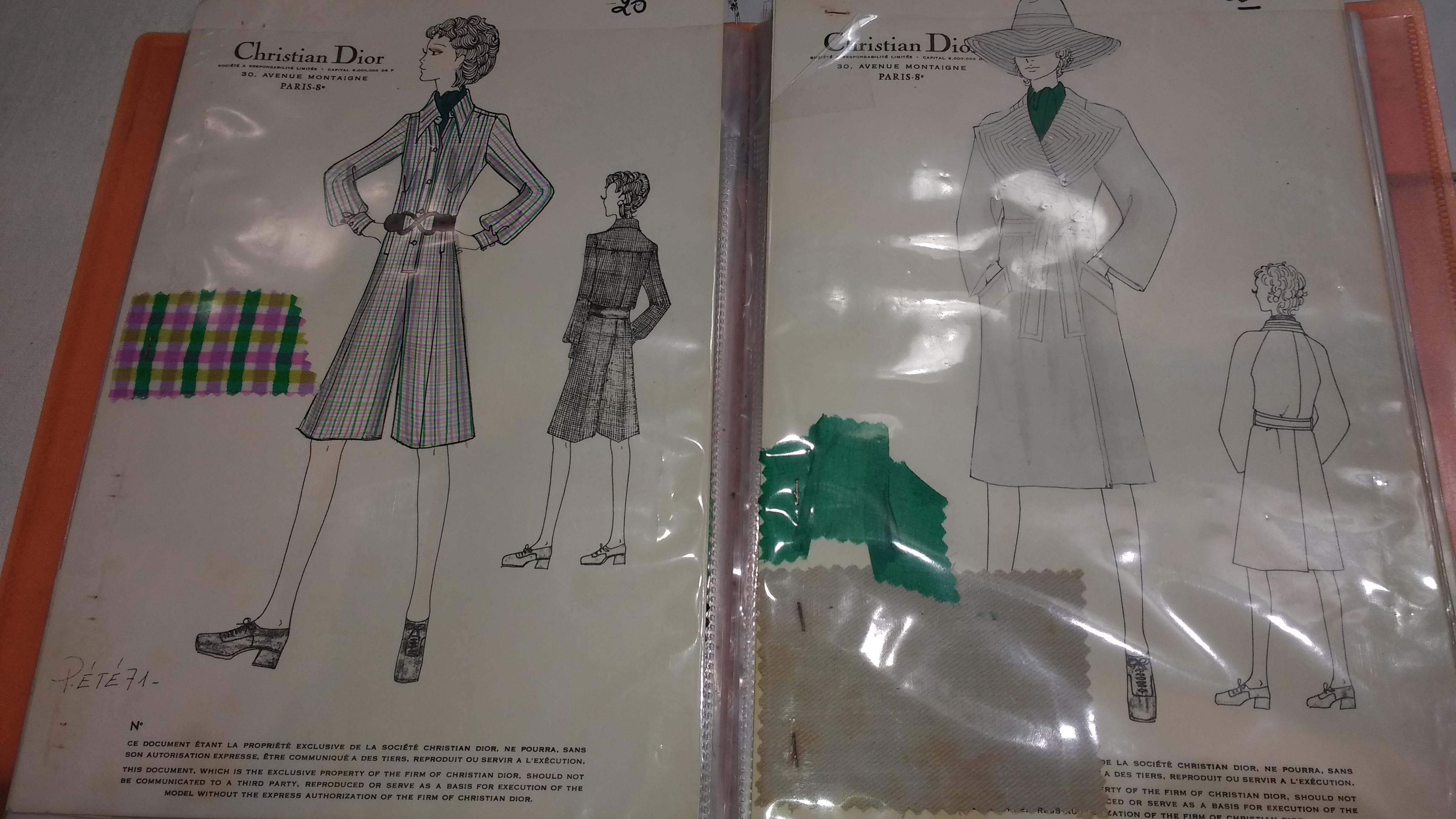 Cuaderno Dior 1