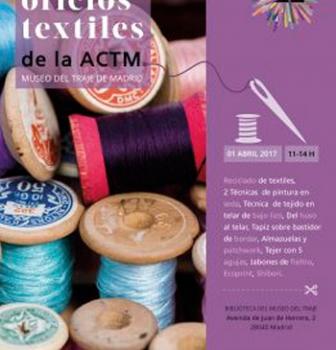 Novedades de Costura: Exposición Taller Oficios Textiles – Museo del Traje – Vídeo –