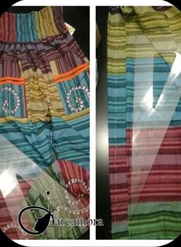 Trucos para Arreglar ropa: Eliminar las Cartucheras de un Pantalón