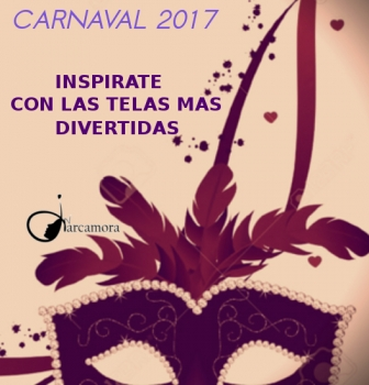 Especial Telas para Carnaval 2017