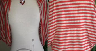 Tutorial de Costura: Chaqueta Fácil DIY – Primavera-Verano