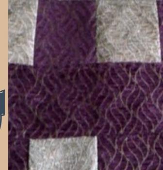 Cómo coser un Cojín con Buho con Técnica de Patchwork