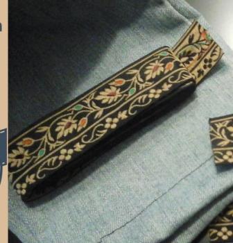 Cómo coser el Bajo a un Pantalón Vaquero