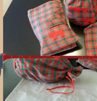 Aprende a coser un Cambiador de pañales y Bolsa para biberón