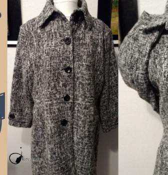 Cómo Estrechar y Entallar un Abrigo en 8 pasos
