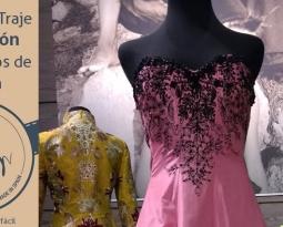 Exposición Museo del Traje en Madrid- Vestuarios