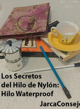 Consejo de Costura: ¿Sabías que el Hilo de Nylon es resistente al agua?