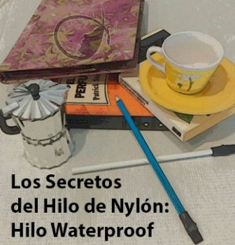 ¿Sabías que coser con Hilo de Nylon hace tus prendas resistentes al agua?