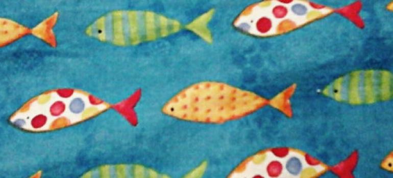 manta-edredon-peces