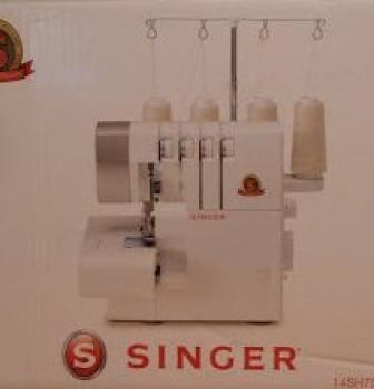 Máquina Singer Overlock – Remalladora de Costuras