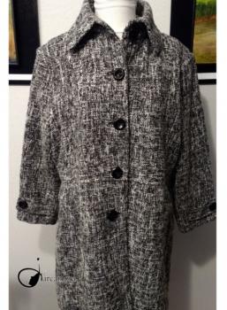 Tutorial de Costura: Técnica para estrechar un abrigo