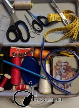 Imprescindibles de un buen kit de costura con VídeoTutorial.